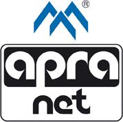 Logo apra-norm Elektromechanik GmbH - Geschäftsbereich apraNET