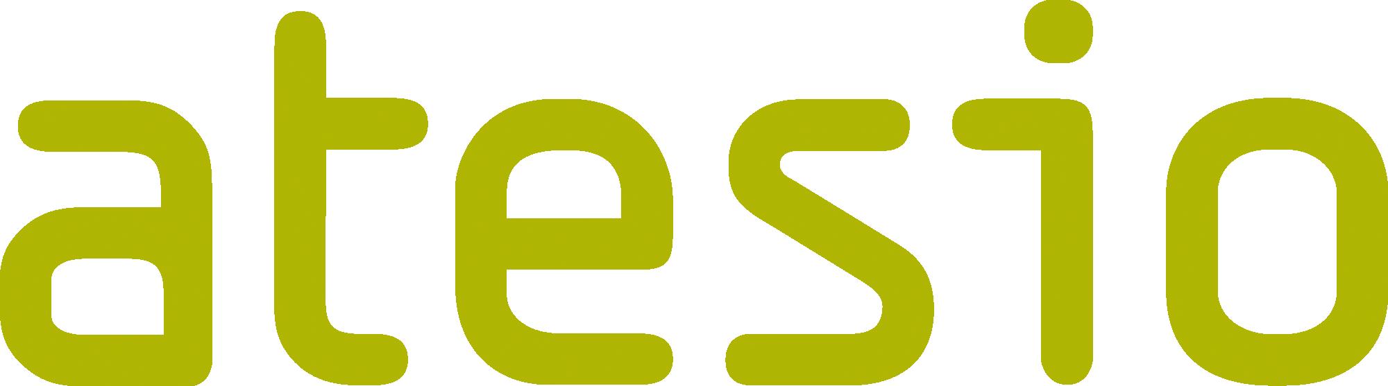 Logo atesio GmbH
