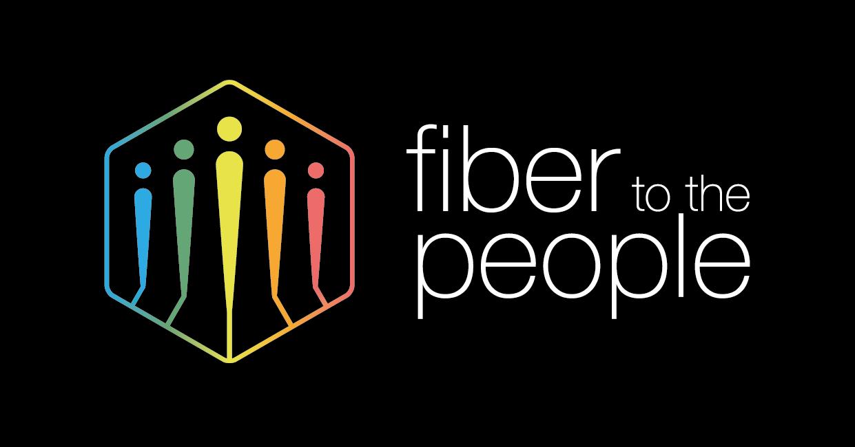 Logo fiber to the people GmbH