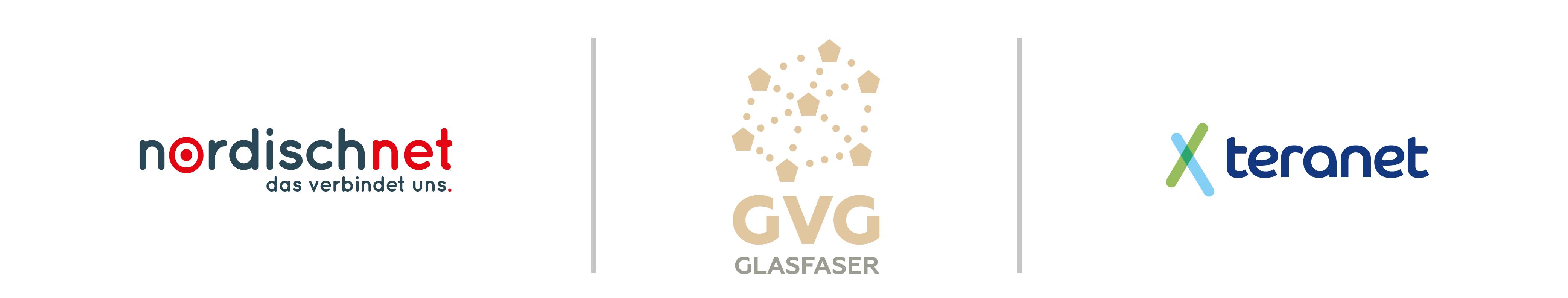 Logo Unternehmensgruppe GVG Glasfaser