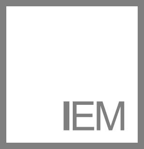 Logo Institute for Infrastructure Economics & Management