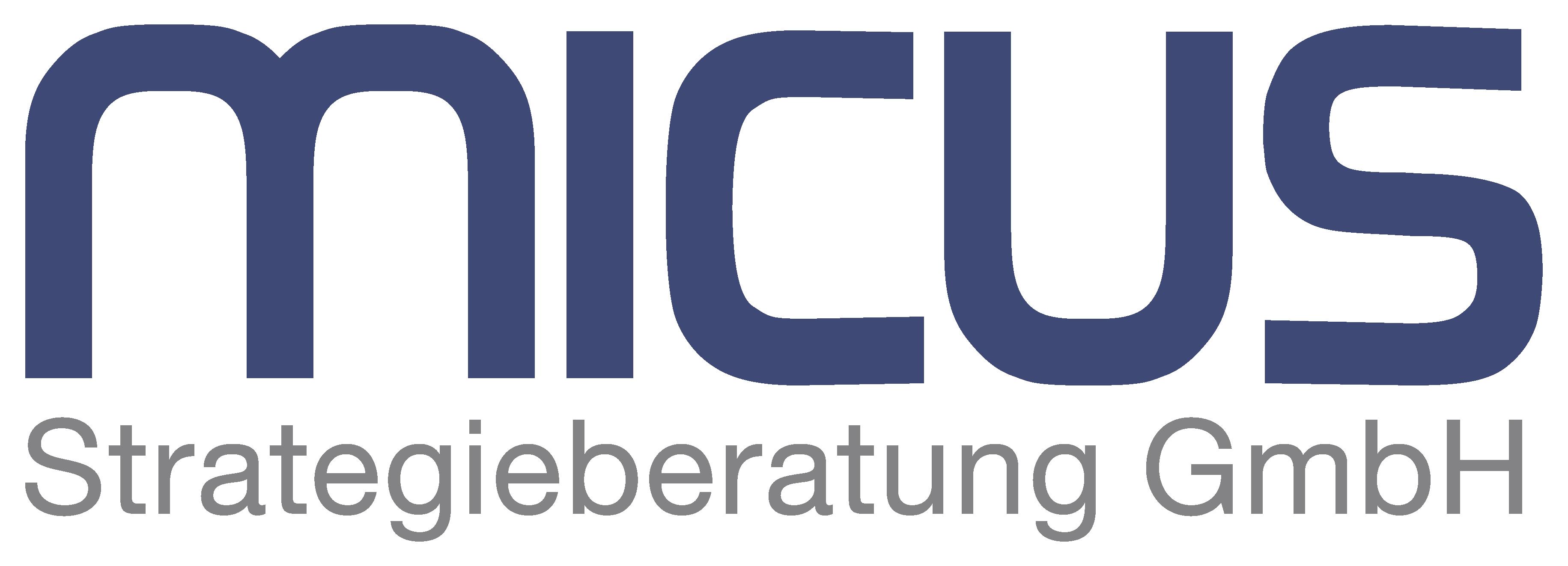 Logo MICUS Strategieberatung GmbH