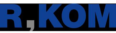 Logo R-KOM GmbH & Co. KG