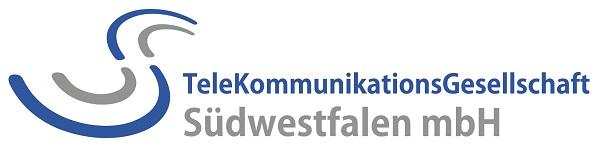 Logo Telekommunikationsgesellschaft Südwestfalen mbH