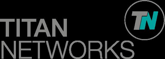 Logo Titan Networks GmbH