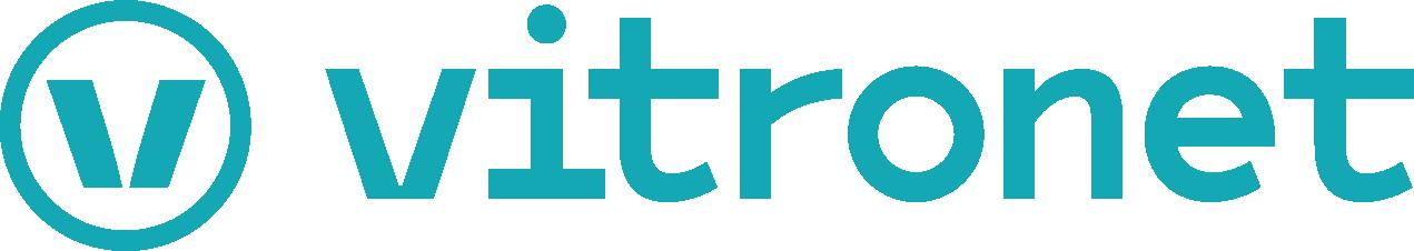 Logo vitronet Gruppe