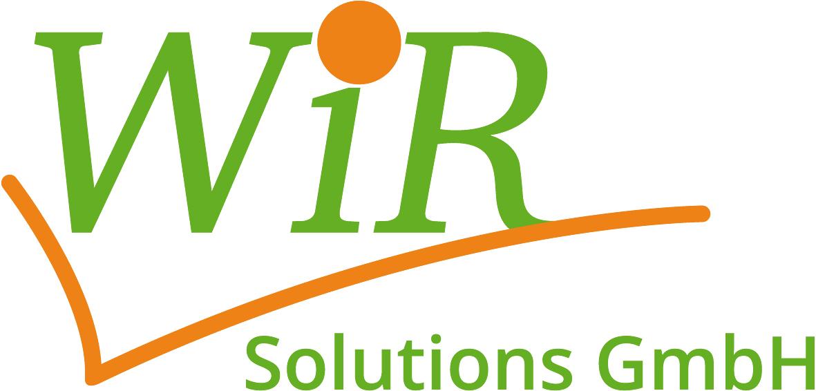 Logo WiR Solutions GmbH