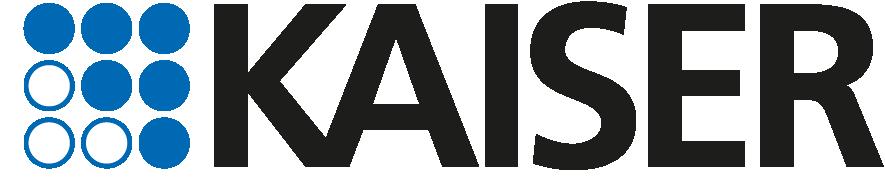 Logo KAISER GmbH & Co. KG
