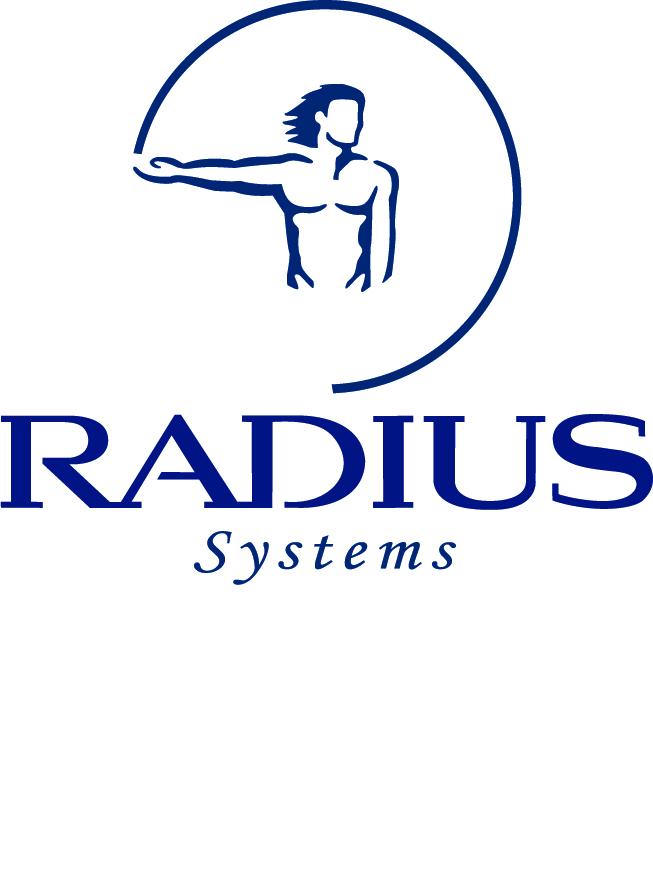 Logo Radius Systems
