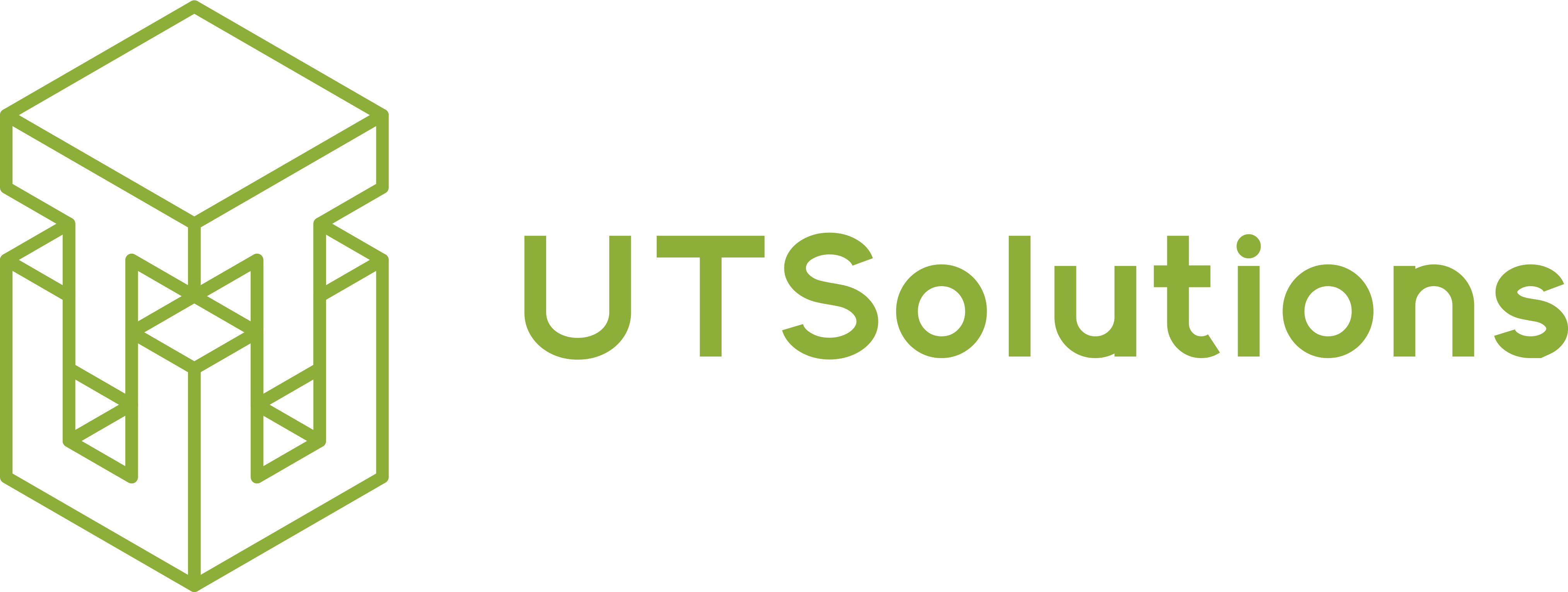 Logo UT Solutions B.V.
