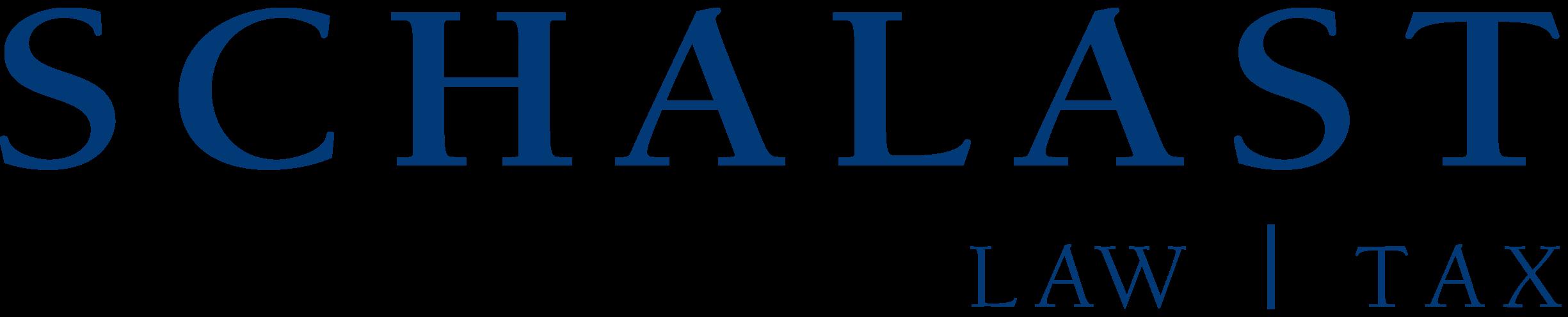 Logo SCHALAST Law | Tax