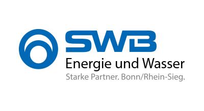 Logo Energie- und Wasserversorgung Bonn/Rhein-Sieg GmbH (SWB Energie und Wasser)