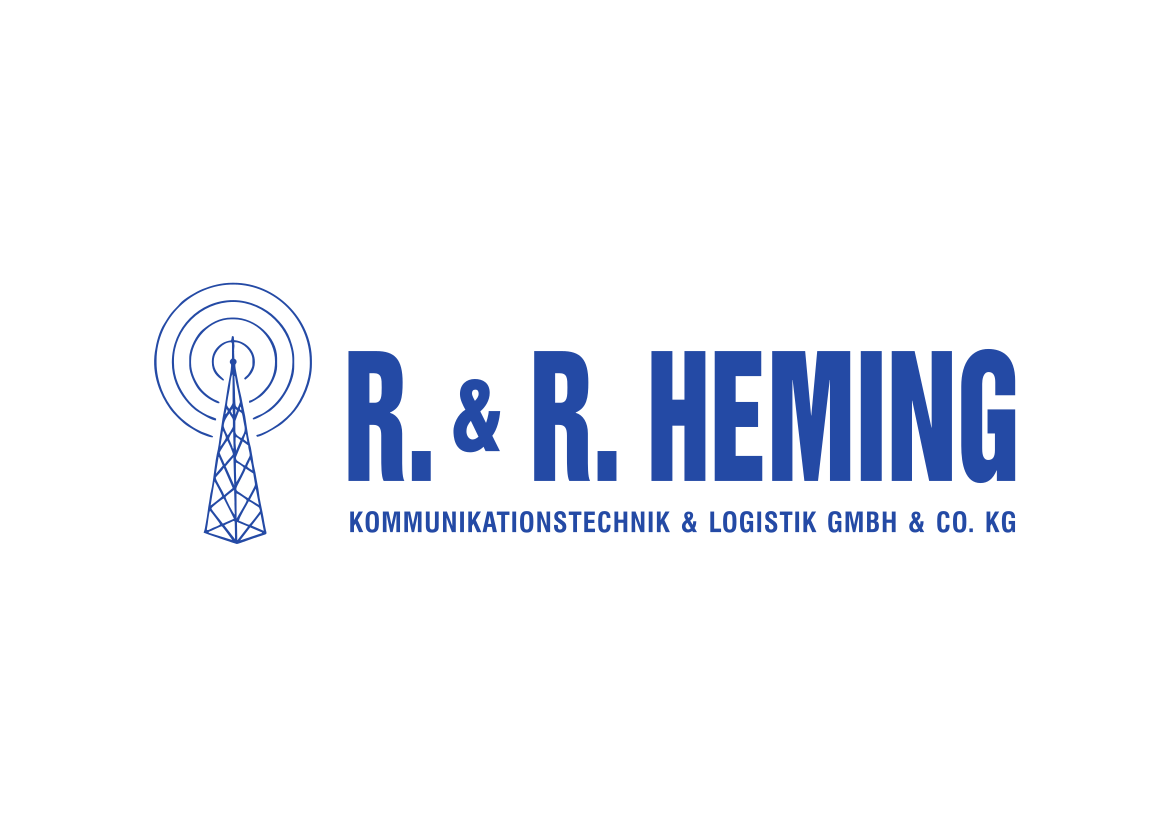 Logo R.  &  R. Heming GmbH & Co. KG